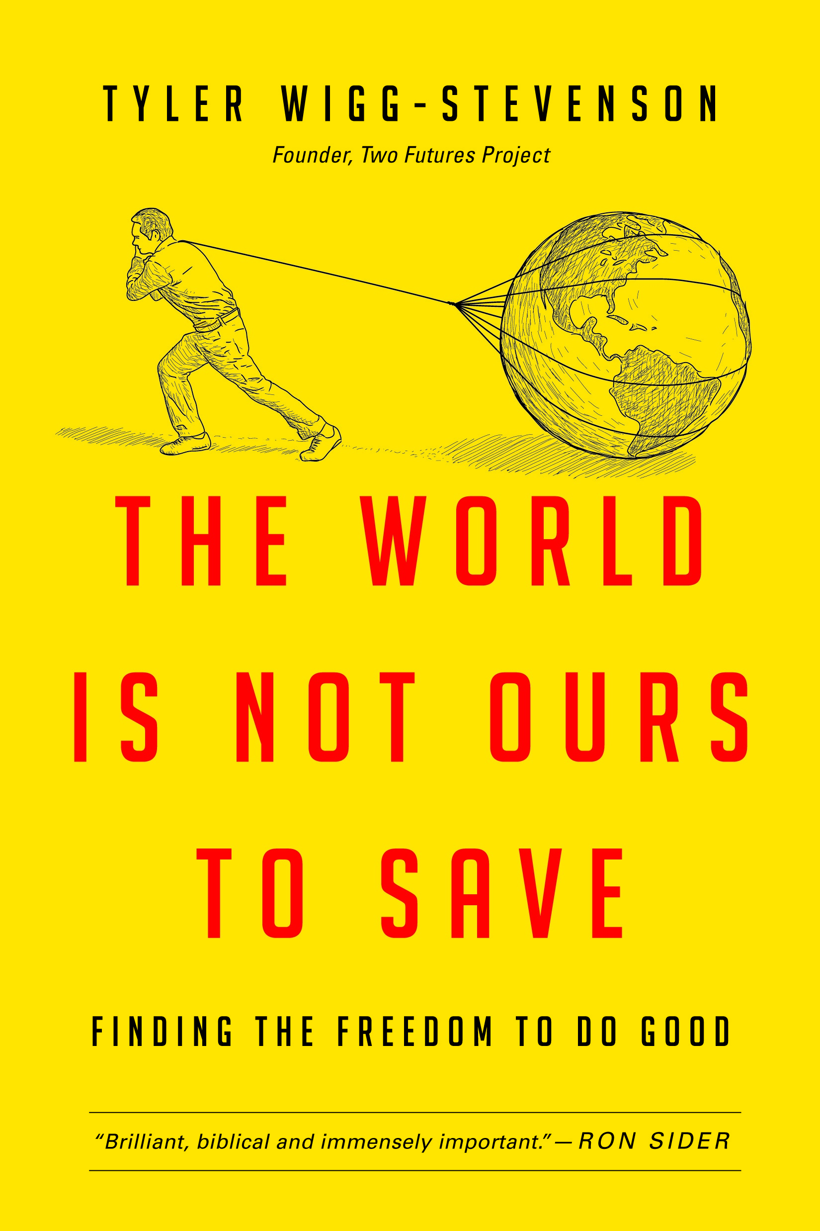 Mission (part 3): The World Is Not Yours To Save