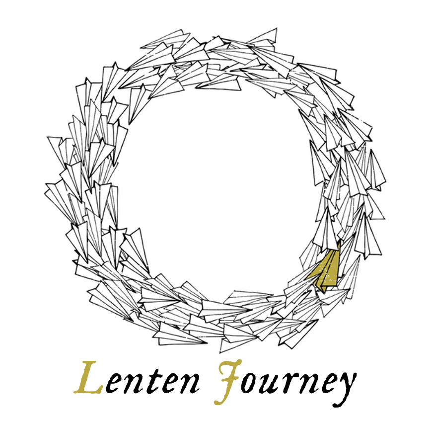Lenten Journey: You're Not Going To Get This Wrong