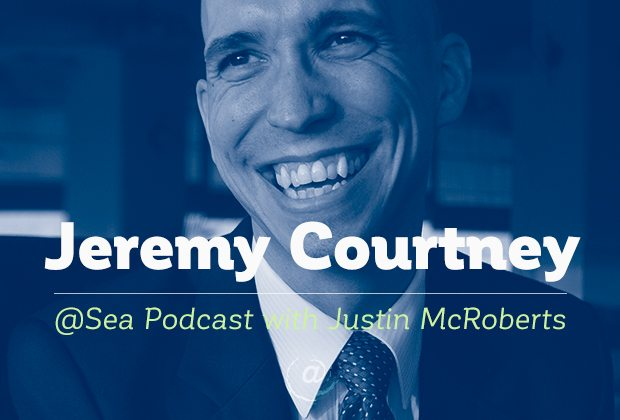 @ Sea Podcast #6: Jeremy Courtney